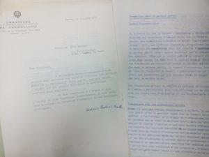 Propositions d'articles portant sur l'expérience yougoslave (1972-1975)