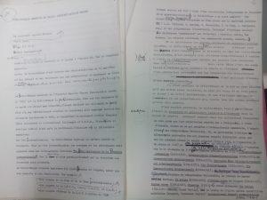 Versions intermédiaires des notices de la Bibliothèque Marxiste et de la Bibliothèque de la FMSH (Article 168, 1978-1980)