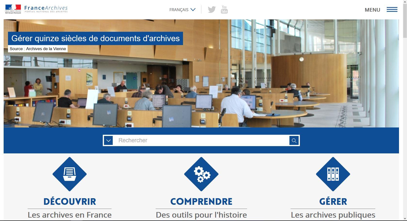 les archives de la fmsh ont int233gr233 francearchives